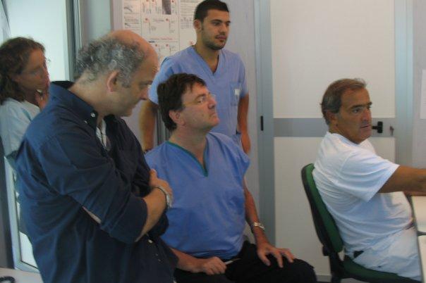 CCSVI e Sclerosi Multipla - Team